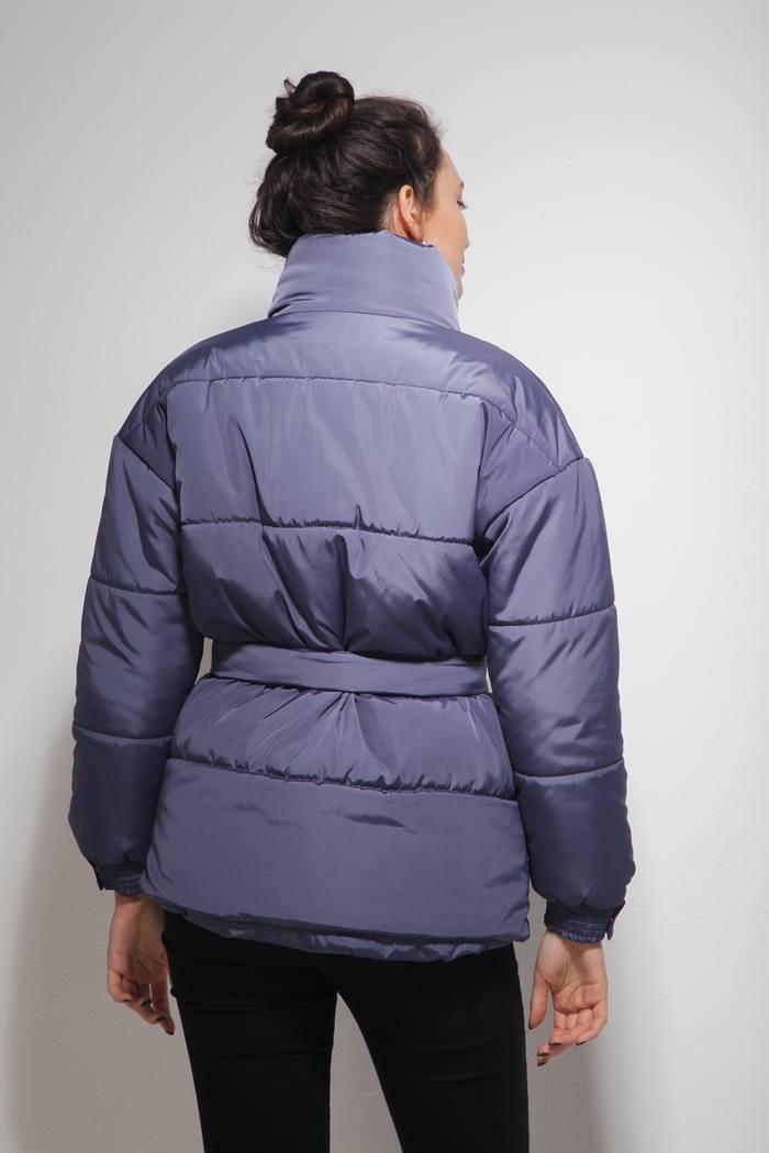 Куртка oversize аметистовая - THE LACE