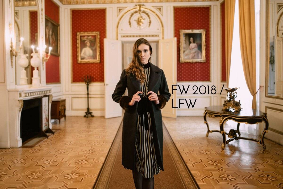 Lookbook - FW 2018 / LFW | Лукбук - FW 2018 / LFW - THE LACE