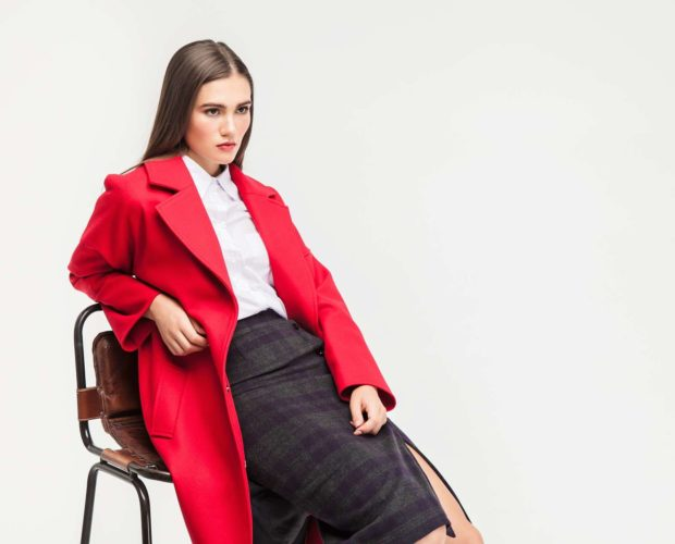 Выбираем идеальное пальто - THE LACE