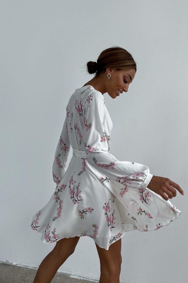 Платье мини Sakura blossom - THE LACE